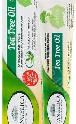 COSWELL LAngelica pasta do zębów z olejkiem herbacianym 75 ml