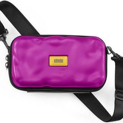 Crash Baggage Kosmetyczka Mini Icon z paskiem na ramię fuksja