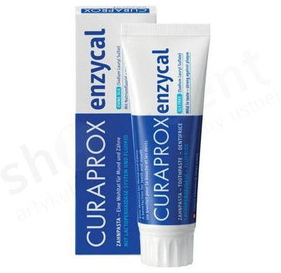 Curaden Curaprox New Enzycal 950 ppm 75 ml