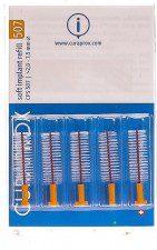 Curaprox Curaprox szczoteczki międzyzębowe CPS 507 soft implant 5 szt.