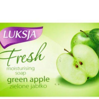 Cussons Mydło kosmetyczne Luksja Juicy Green Apple 90 g