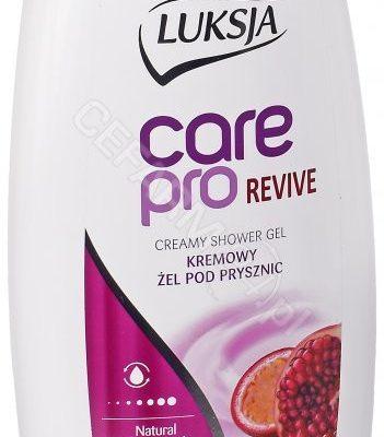 Cussons Żel pod prysznic Luksja Revive Pomegranate & Maracuya 500 ml
