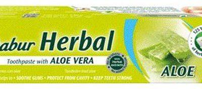 Dabur Herbal Pasta Do Zębów Z Aloesem 100ml