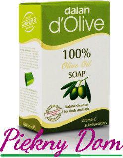 Dalan dOlive Mydło w kostce do ciała i włosów oliwkowe dOlive