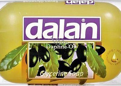 Dalan Glicerynowe mydło w kostce z oliwą - Glycerine Soap Glicerynowe mydło w kostce z oliwą - Glycerine Soap