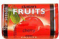 Dalan Witaminowe mydło w kostce Wiśnia - Fruits Vitamin Care Soap Cherry Witaminowe mydło w kostce Wiśnia - Fruits Vitamin Care Soap Cherry