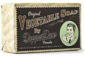 Dapper Dan DAPPER DAN Vegetable Soap 190 ml mydło sandałowe 634158735349