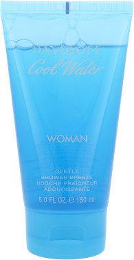 Davidoff Davidoff Cool Water Woman żel pod prysznic 150 ml dla kobiet 19824