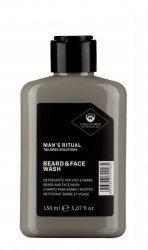 Dear Beard Man`s Ritual szampon do mycia brody i twarzy 150ml