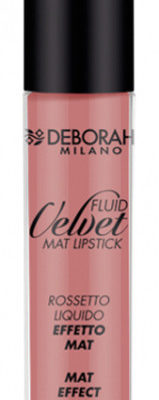 Deborah MILANO MILANO - FLUID VELVET MAT LIPSTICK - Matowa pomadka do ust w płynie - 09 DEBVLPUPL-WPL-08