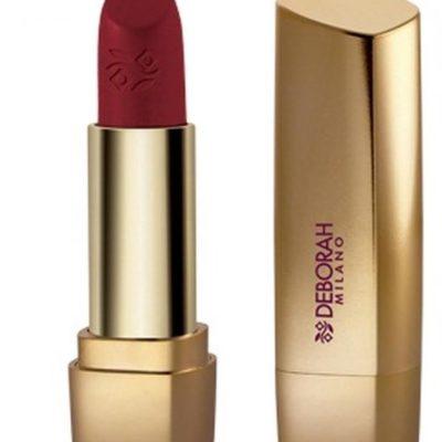 Deborah Milano Red Lipstick SPF 15 pomadka do ust 20 Velvet Red 2,8g
