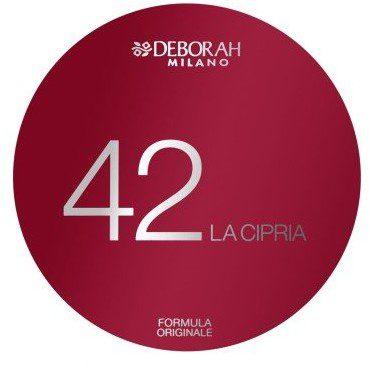 Deborah Puder w kompakcie - La Cipria Puder w kompakcie - La Cipria