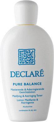 Declare Pure Balance: Tonik matująco-ściągający do skóry tłustej 200ml