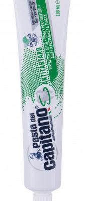 Del Capitano Pasta Pasta Antitartar pasta do zębów 100 ml unisex