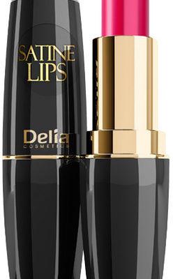 Delia Cosmetics Satine Lips Pomadka kryjąca 09