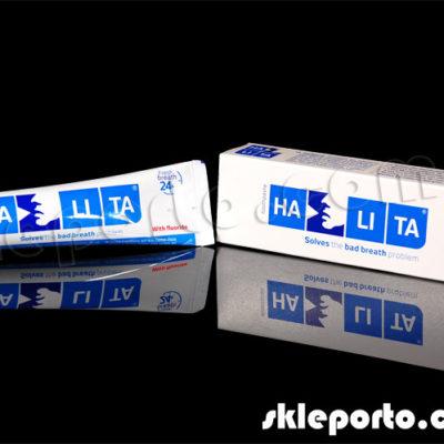 Dentaid Halita pasta do zębów 75 ml dentaid - halitoza