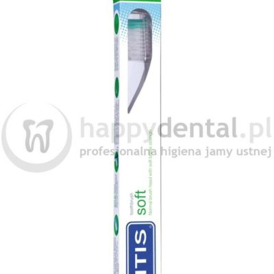 Dentaid VITIS Soft 1szt. - szczoteczka do codziennego szczotkowania zębów z mięk