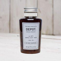 Depot Depot No 601 delikatny żel do mycia ciała Dark Tea 250ml