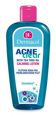 Dermacol AcneClear Calming Lotion tonik 200 ml dla kobiet