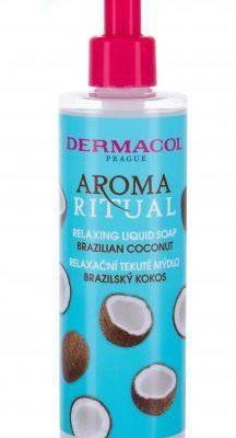 Dermacol Aroma Ritual Brazilian Coconut mydło w płynie 250 ml
