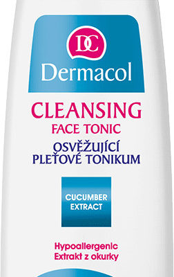 Dermacol Cleansing Face Tonic 200ml