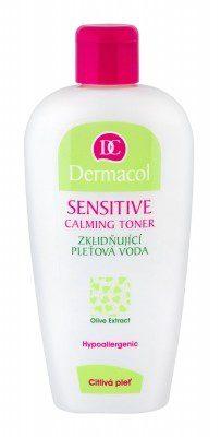 Dermacol Sensitive tonik 200 ml dla kobiet
