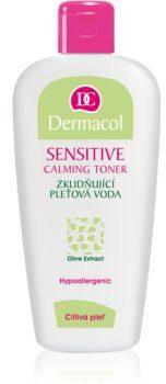 Dermacol Sensitive tonik łagodzący do twarzy dla cery wrażliwej 200 ml