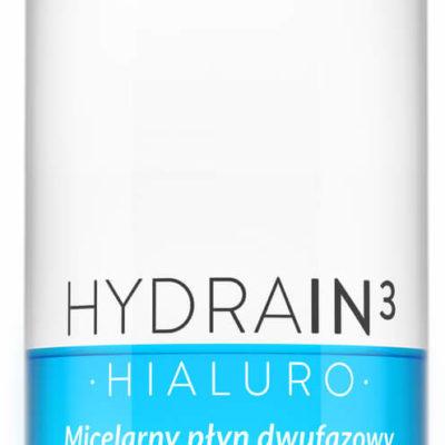 Dermedic HYDRAIN 3 HIALURO Micelarny płyn dwuwarstwowy do demakijażu 115 ml 7073059