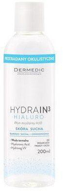 Dermedic HYDRAIN 3 płyn micelarny 200ml