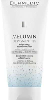 Dermedic MELUMIN DEPIGMENTING Emulsja micelarna rozjaśniająca koloryt skóry 200 ml 7076455