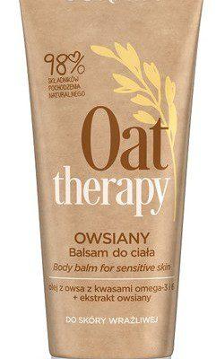 Dermika Oat Therapy Body Balm Night Cream balsam do ciała Owsiany 200ml