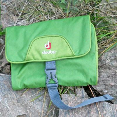 Deuter kosmetyczka Wash Bag I