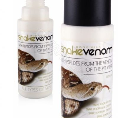 Diet Esthetic Snake active mleczko do ciała z jadem żmii 150 ml