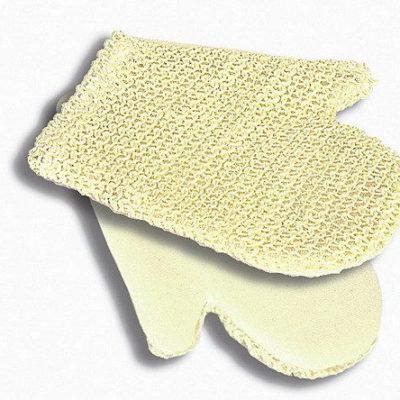Donegal rękawica do mycia i masażu Sizalowa cienka DONEGAL