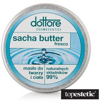 Dottore Sacha Butter Fresco Masło do twarzy i ciała 50ml