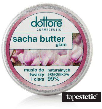 Dottore Sacha Butter Glam Masło do twarzy i ciała 50ml