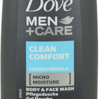 Dove Men+Care Clean Comfort Żel Pod Prysznic Dla Mężczyzn 55ml