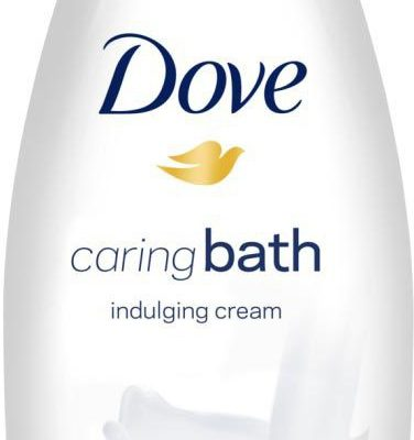 Dove płyn do kąpieli 750ml Indulging Cream
