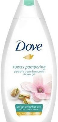 Dove Purely Pampering Shower Gel żel pod prysznic Pistachio Cream & Magnolia 250ml 58493-uniw