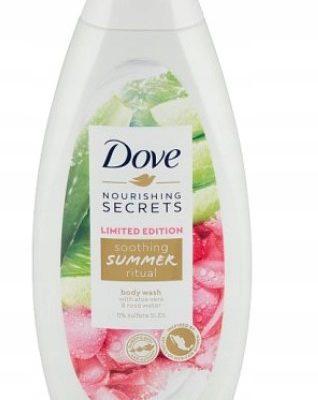 Dove Sommer Ritual, Płyn do kąpieli, 250 ml