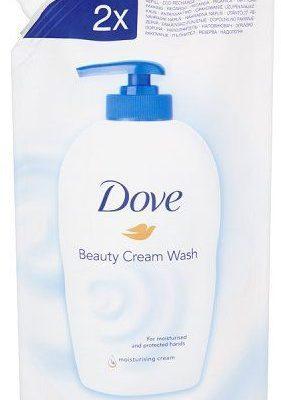 Dove Unilever Kremowy płyn myjący opakowanie uzupełniające 500ml