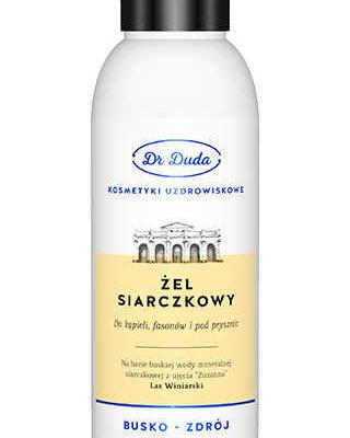 Dr Duda Dr Duda Żel siarczkowy do kąpieli i aromaterapii - SPA 500g DD097