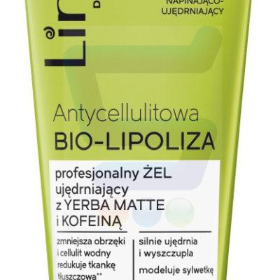 Dr Irena Eris Antycellulitowa Bio-Lipoliza Profesjonalny ujędrniający żel do ciała Yerba Matte i Kofeina 200 ml