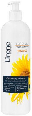 Dr Irena Eris Odżywczy balsam z olejem słonecznikowym - Natural Collection Odżywczy balsam z olejem słonecznikowym - Natural Collection