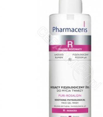 DR IRENA ERIS Pharmaceris r puri-rosalgin kojący żel myjący 200 ml