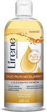 Dr Irena Eris Płyn micelarny z olejkiem rycynowym - Dermoprogram Micellar Water Płyn micelarny z olejkiem rycynowym - Dermoprogram Micellar Water