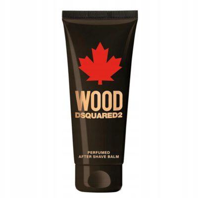 Dsquared2 Wood Pour Homme balsam po goleniu 100ml