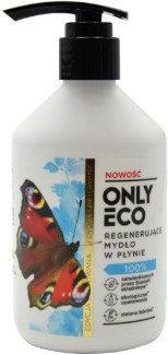 Eco Only ONLY MOTYLEK MYDŁO REGENERACYJNE W PŁYNIE 400 ML