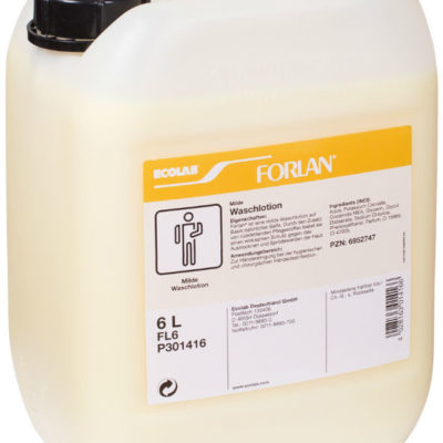 Ecolab emulsja do mycia rąk Forlan? 6000ml