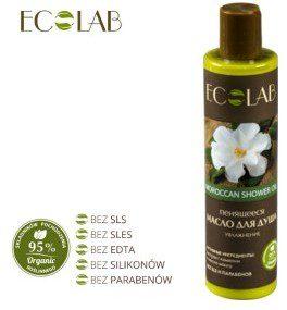 Ecolab Marokański olej pod prysznic nawilżający - 2705-0